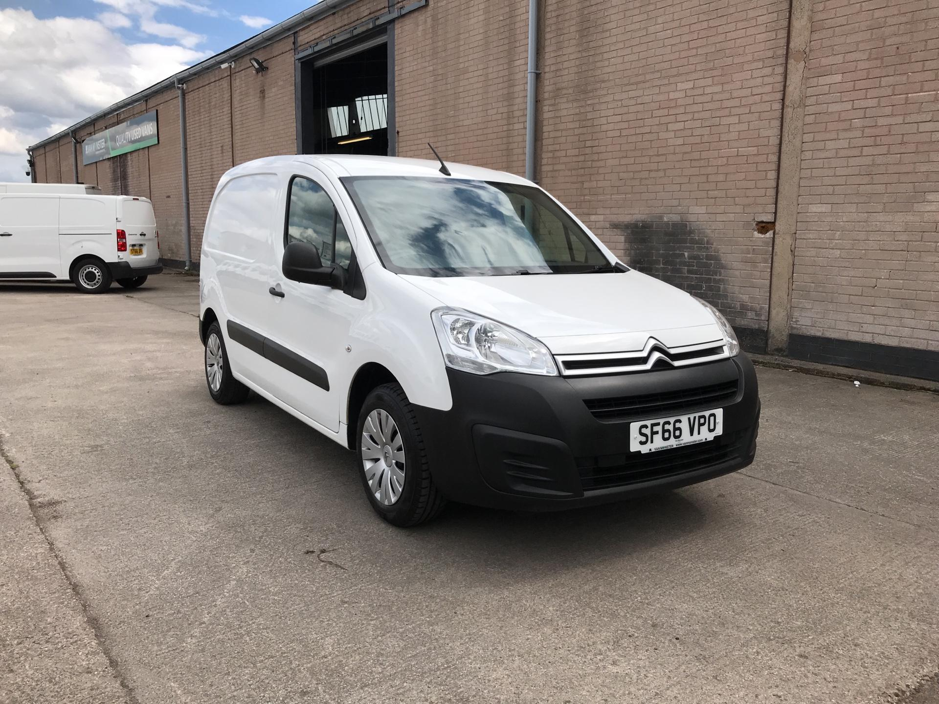 2016 Citroen Berlingo L1 DIESEL 1.6 BLUE HDI 625KG ENTERPRISE 75PS EURO 6 (SF66VPO)