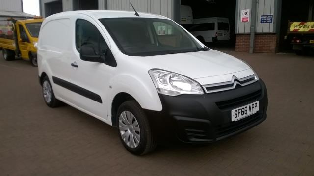 2016 Citroen Berlingo 1.6 BLUEHDI 625KG ENTERPRISE 75PS EURO 6 (SF66VPP)