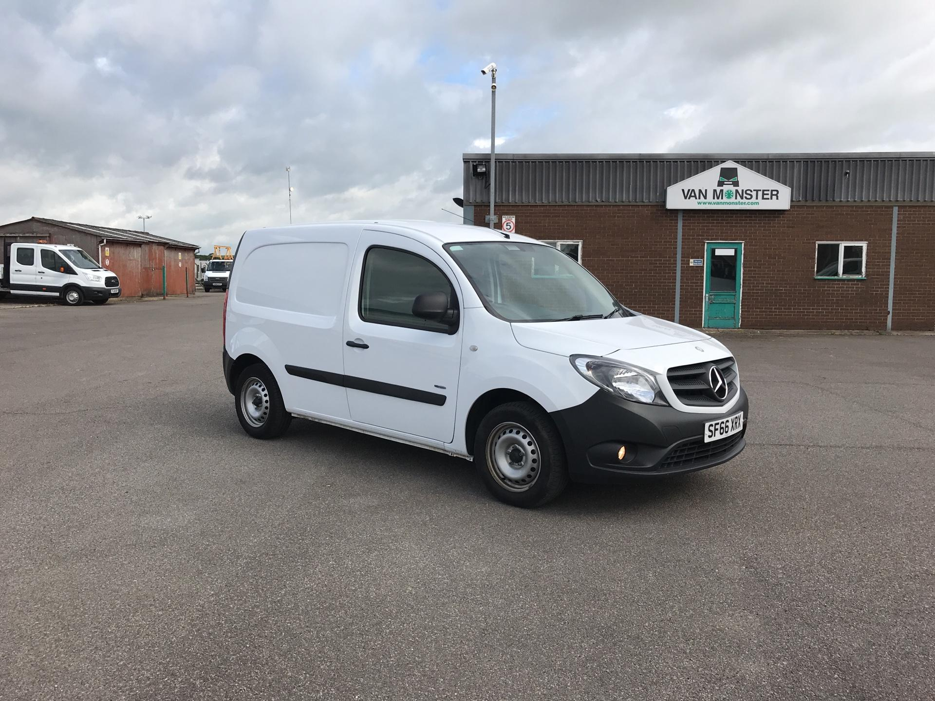 2016 Mercedes-Benz Citan 109 CDI BLUE EFFICIENCY LWB VAN (SF66XRX)