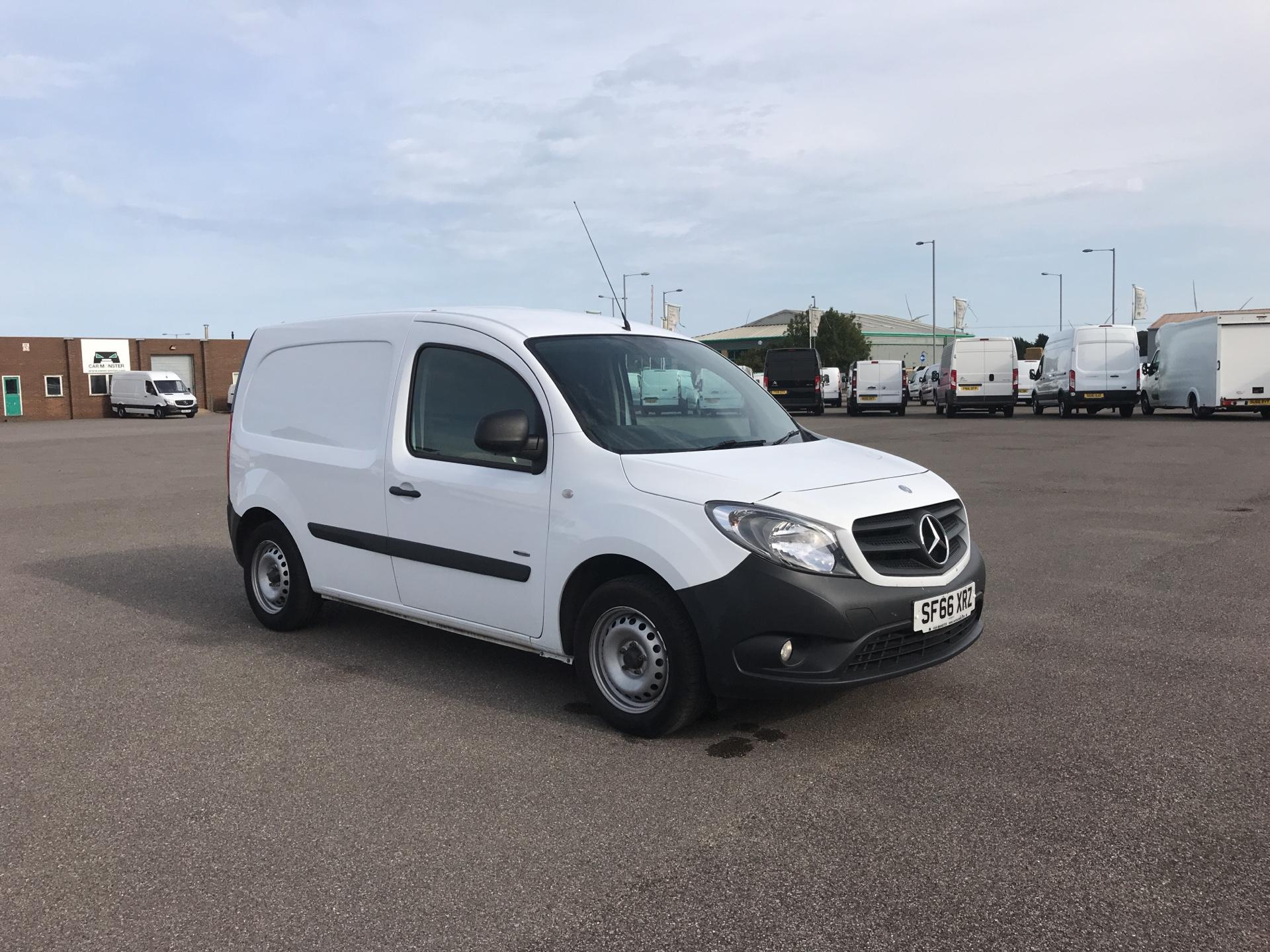 2016 Mercedes-Benz Citan 109 CDI LWB BLUE EFFICIENCY EURO 5/6 (SF66XRZ)