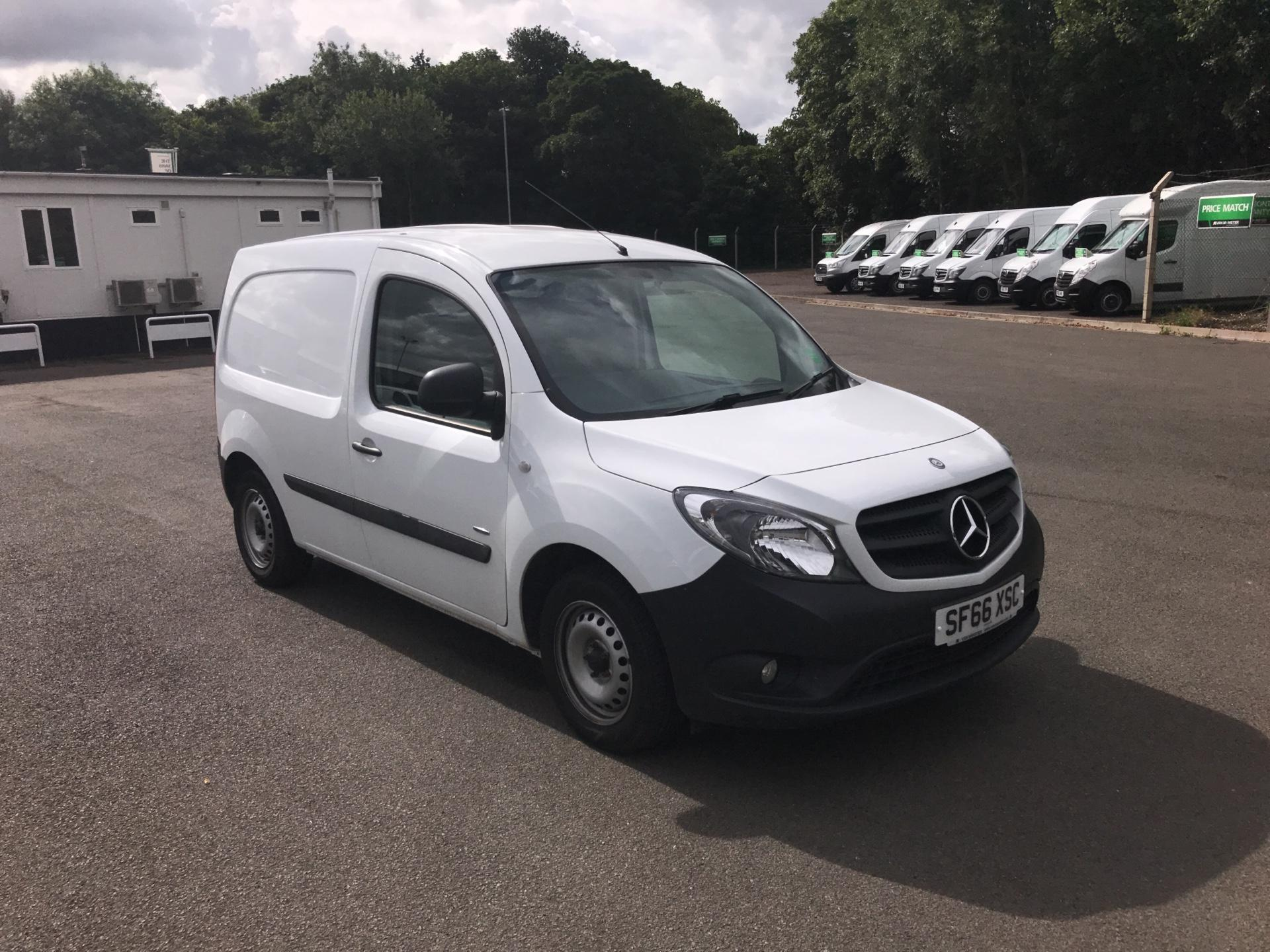 2016 Mercedes-Benz Citan  LWB 109 CDI VAN  BLUE EFFICIENCY EURO 5 (SF66XSC)