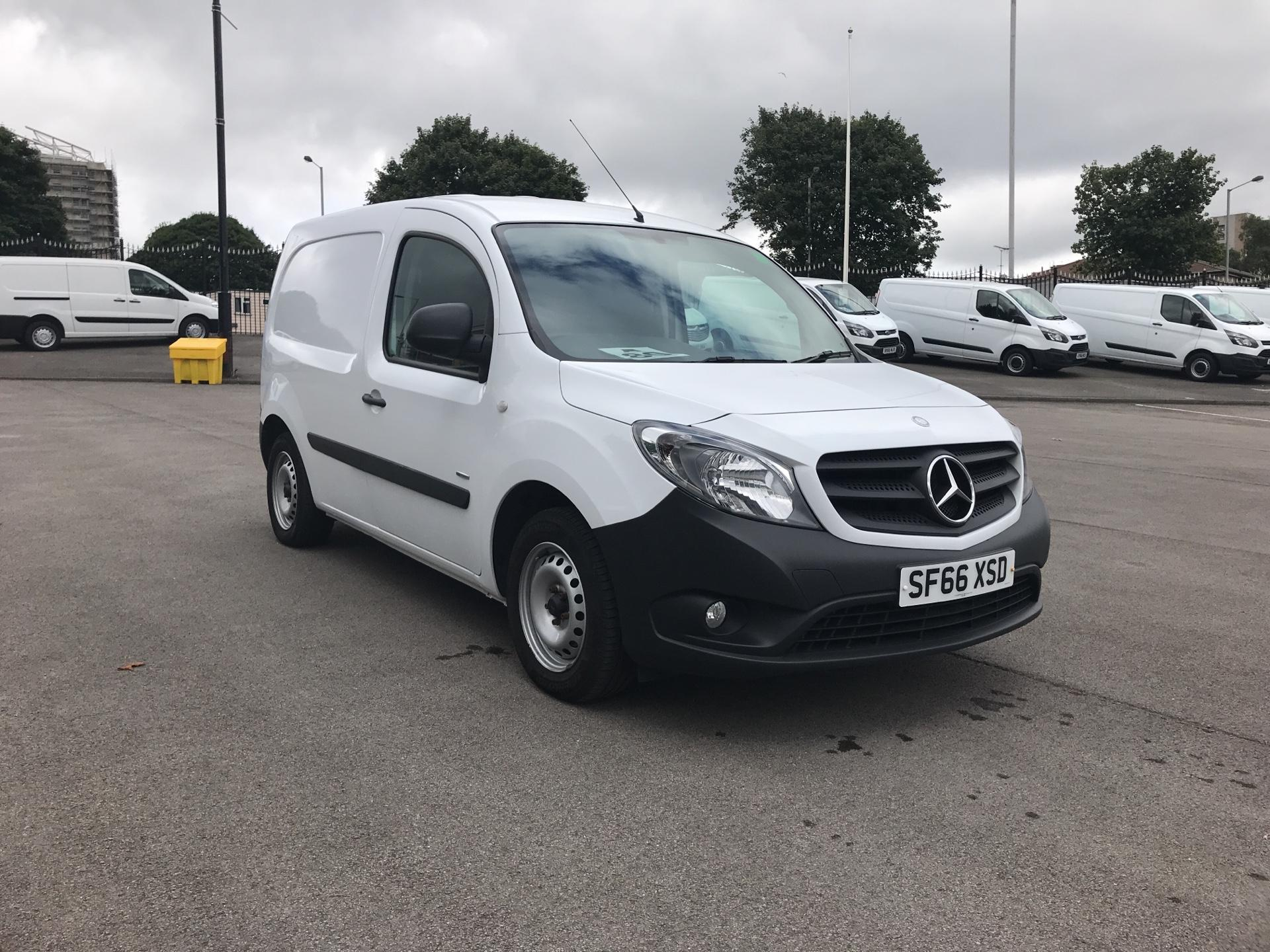 2016 Mercedes-Benz Citan  LWB 109 CDI VAN  BLUE EFFICIENCY EURO 5 (SF66XSD)