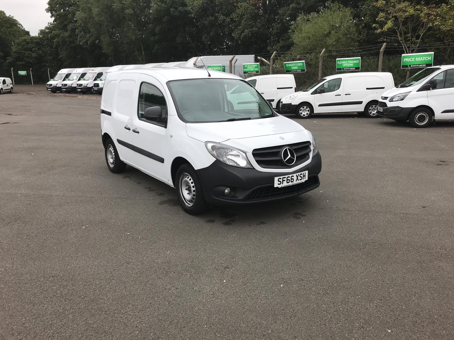 2016 Mercedes-Benz Citan 109 CDI VAN *VALUE RANGE VEHICLE - CONDITION REFLECTED IN PRICE*  (SF66XSH)