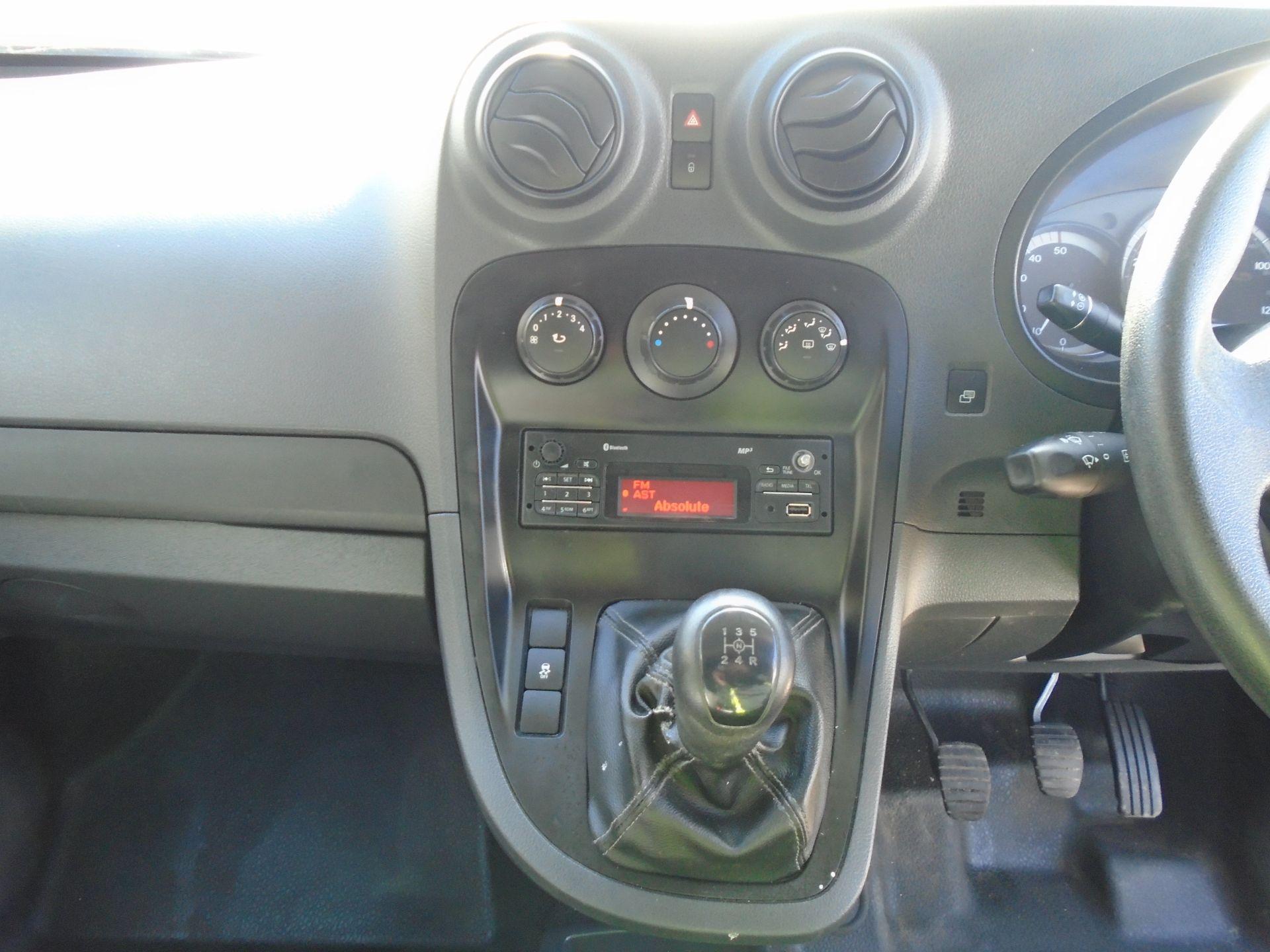 2016 Mercedes-Benz Citan 109Cdi Van (SF66XSZ) Image 14