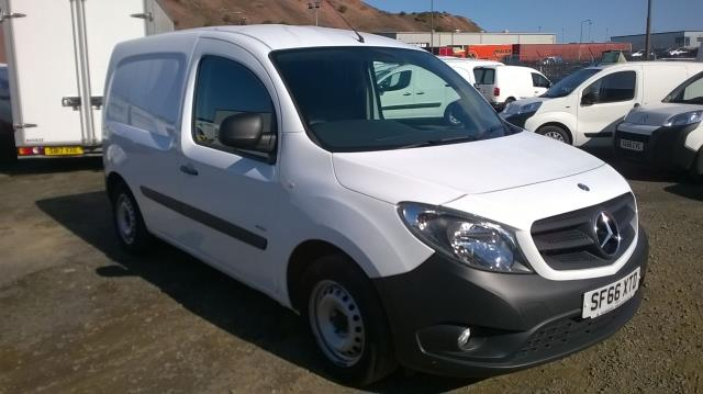 2016 Mercedes-Benz Citan 109CDI BLUEEFFICIENCY VAN EURO 6 (SF66XTD)