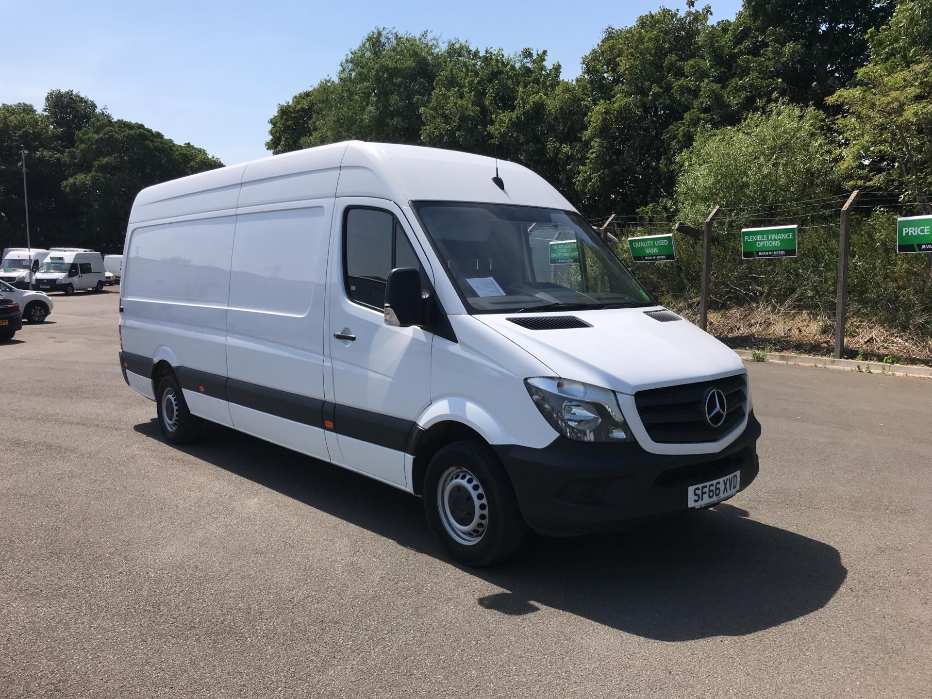 2016 Mercedes-Benz Sprinter  313 LWB H/R EURO 5 129PS (SF66XVD)