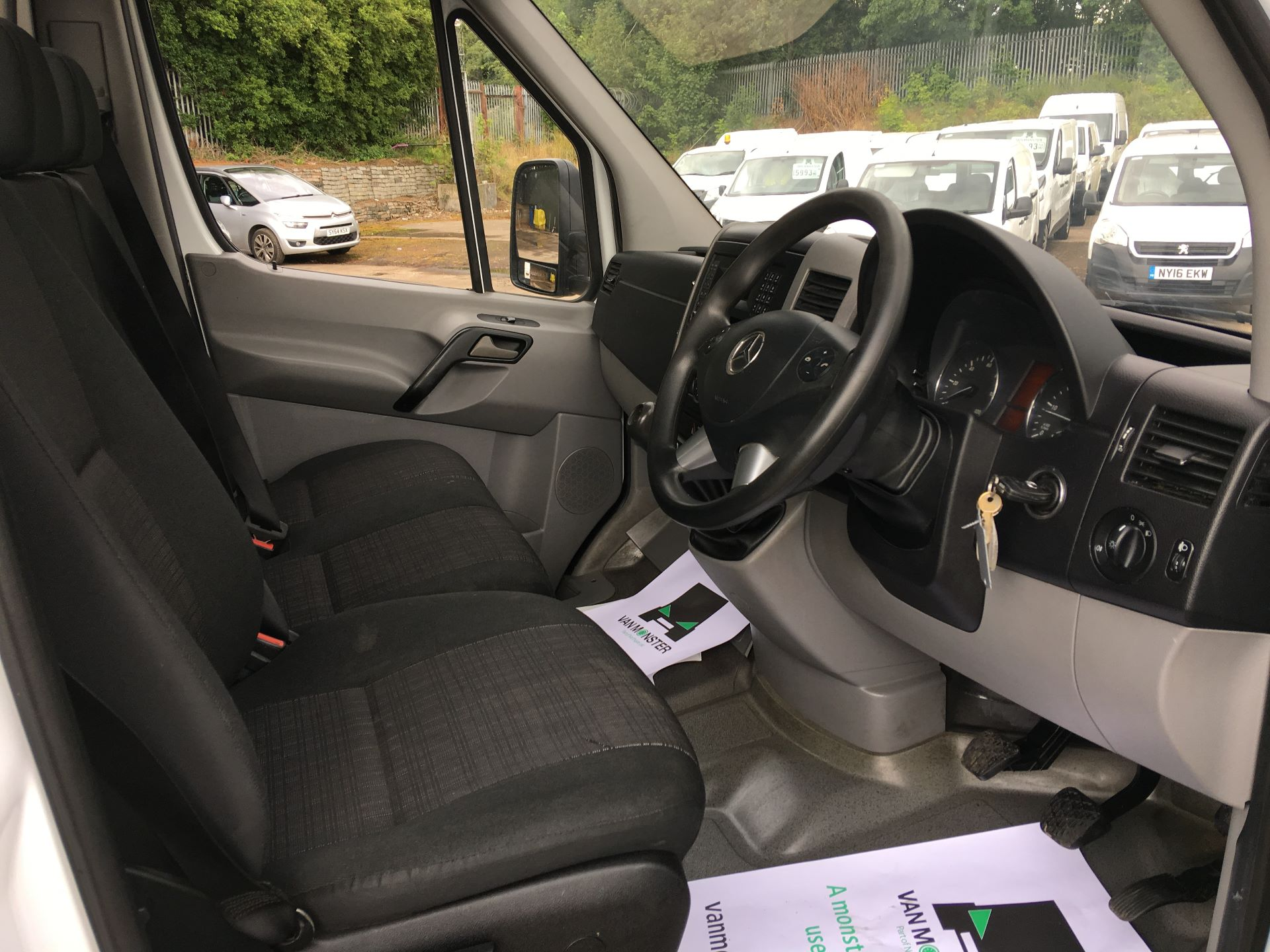 2016 Mercedes-Benz Sprinter 313 CDI LWB DROPSIDE (SF66XWX) Image 2