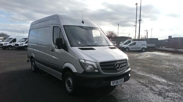 2016 Mercedes-Benz Sprinter 3.5T Van (SF66XXS)