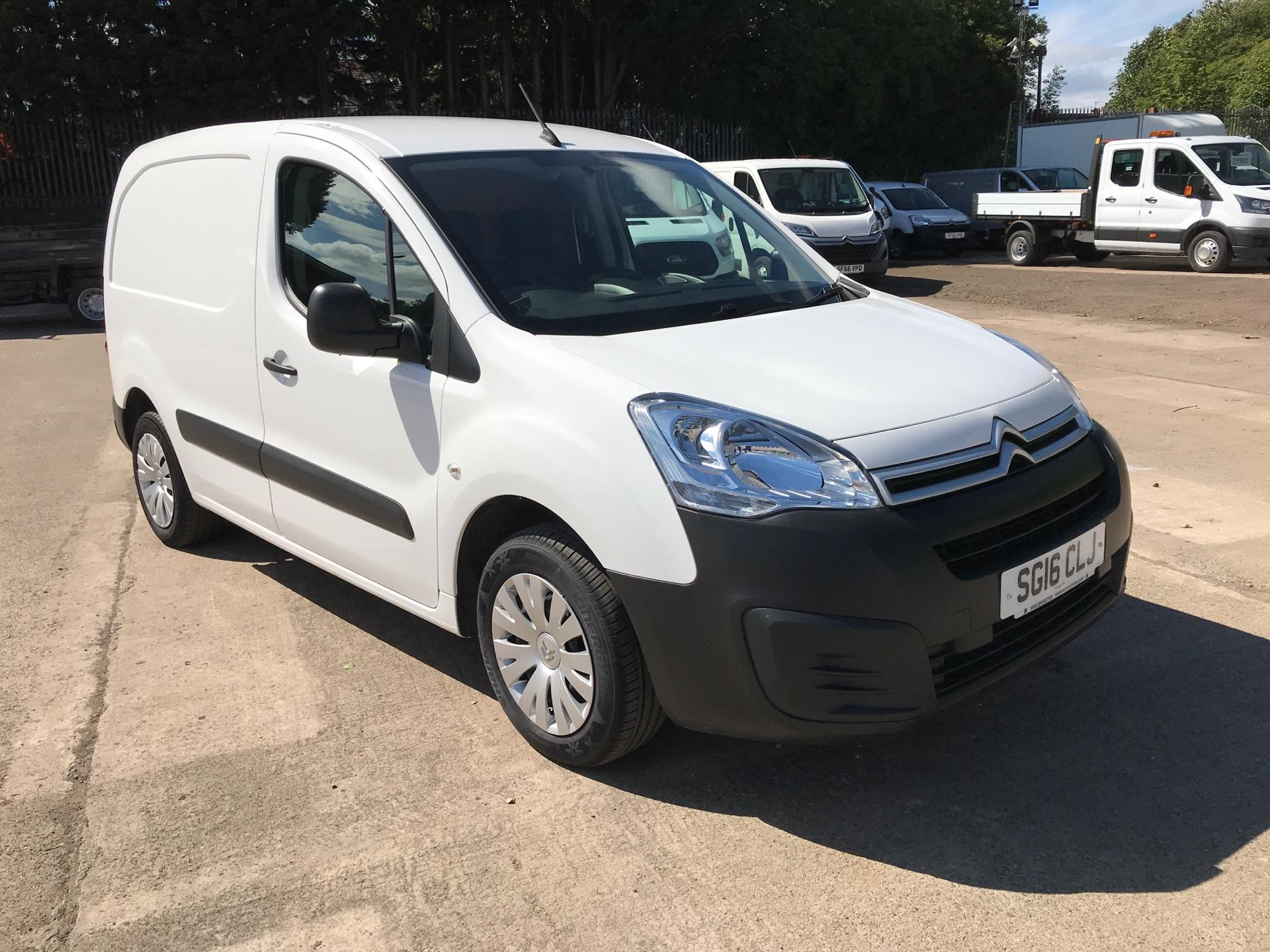 2016 Citroen Berlingo L1 DIESEL 1.6 HDI 625KG ENTERPRISE 75PS EURO 4/5 (SG16CLJ)