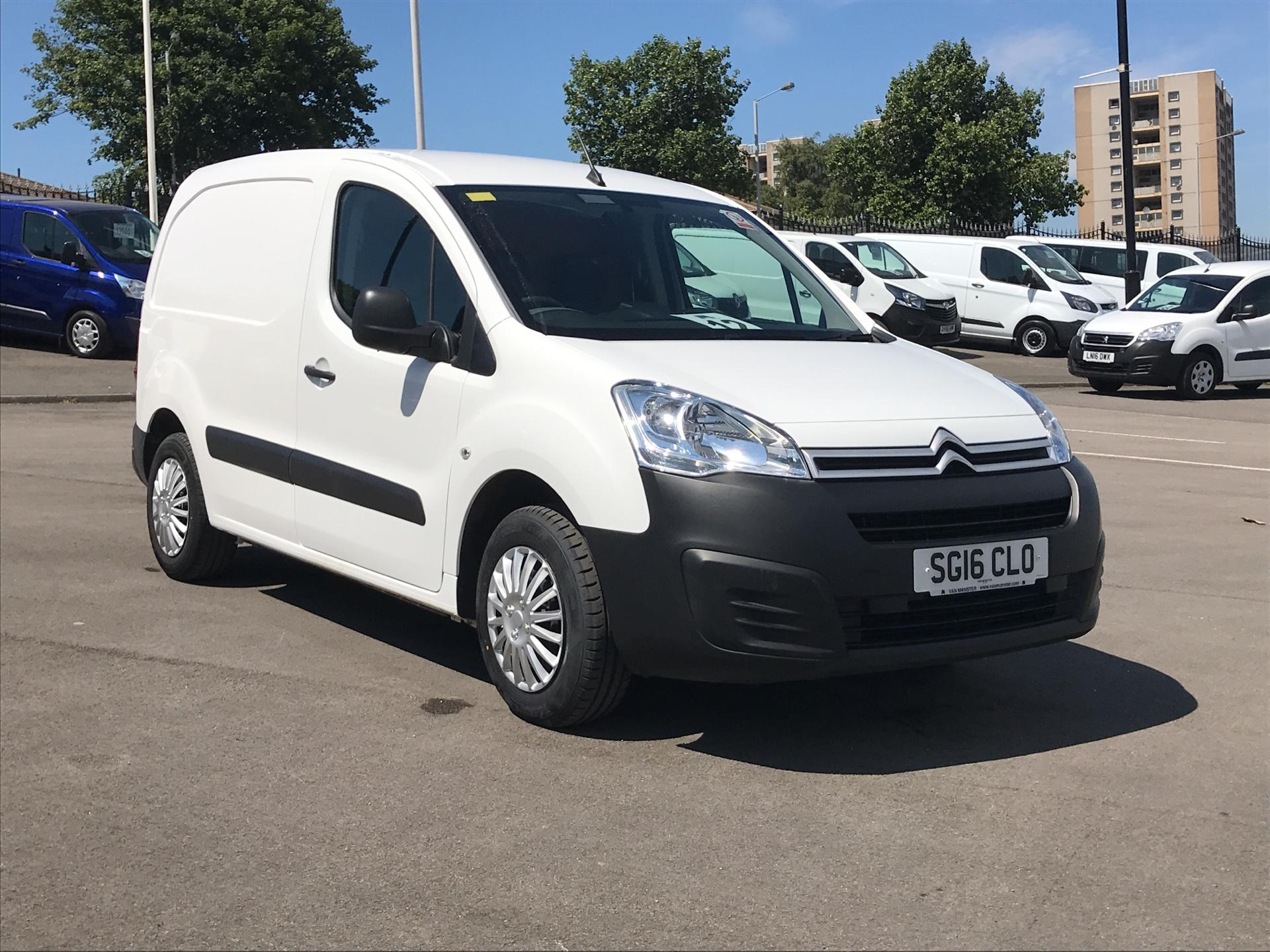 2016 Citroen Berlingo  L1 DIESEL 1.6 HDI 625KG ENTERPRISE 75PS EURO 4/5 (SG16CLO)