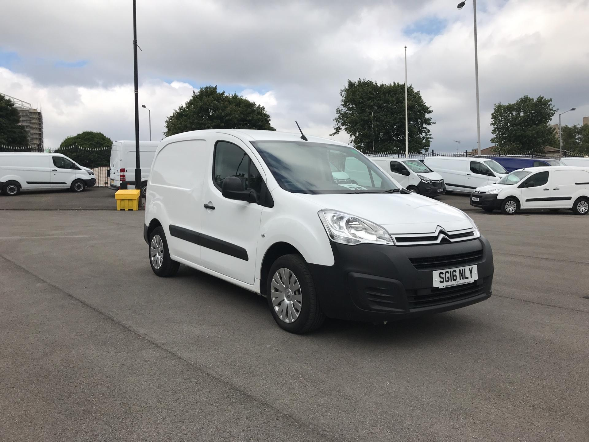 2016 Citroen Berlingo 1.6 Hdi 625Kg Enterprise 75Ps (SG16NLY)