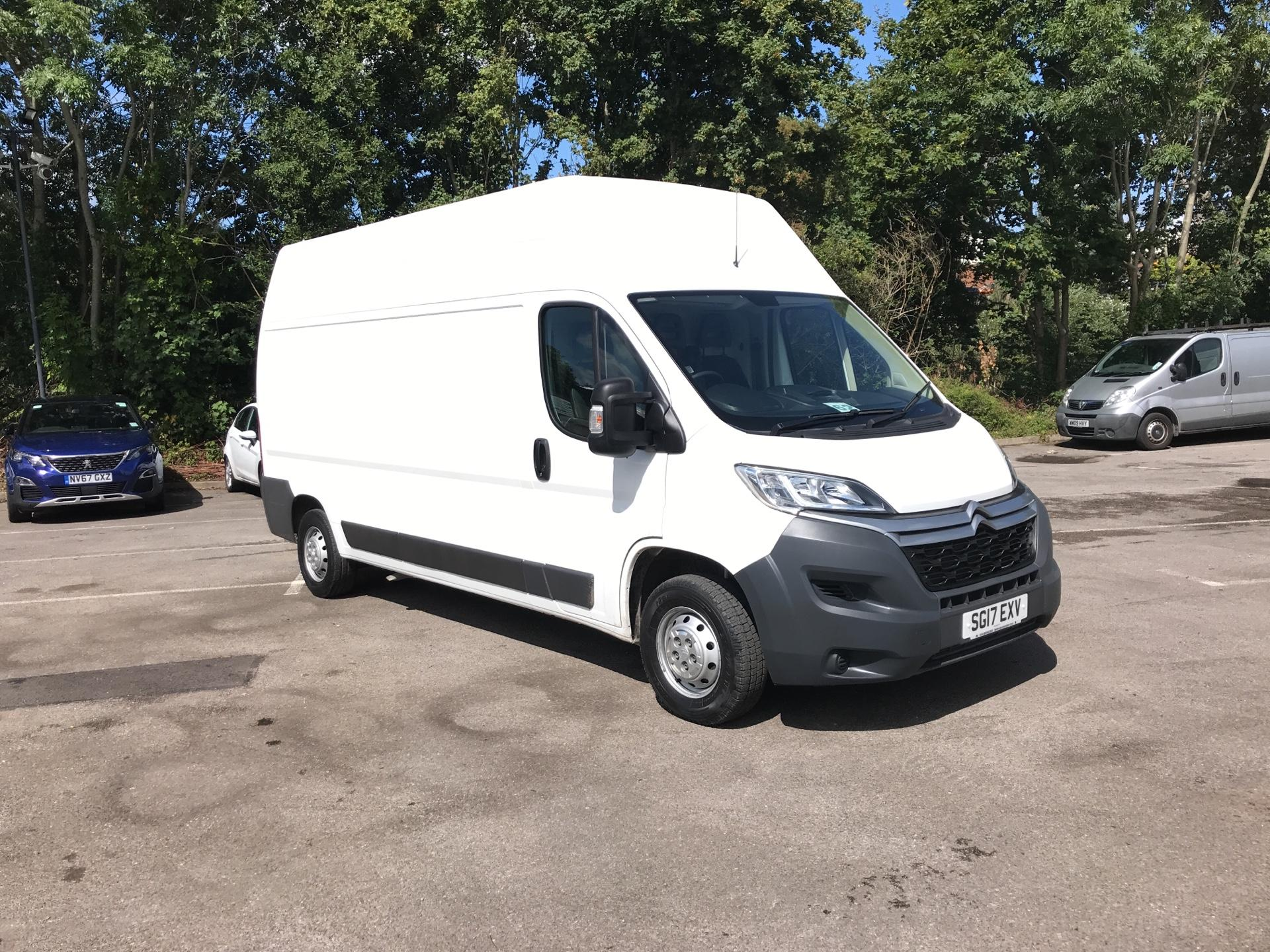 2017 Citroen Relay 2.0 Bluehdi H3 Van 130Ps Enterprise Euro 6 (SG17EXV)