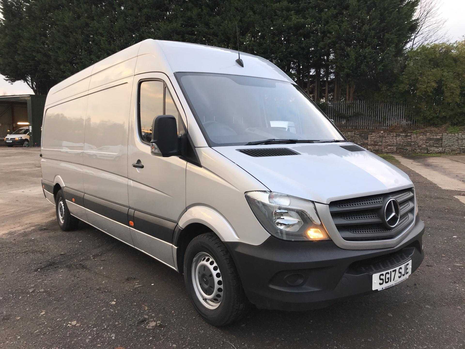 2017 Mercedes-Benz Sprinter 314 LWB HIGH ROOF VAN EURO 6 (SG17SJE)