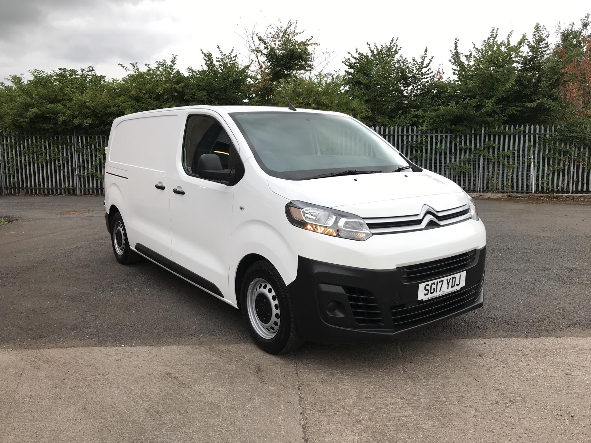 2017 Citroen Dispatch M DIESEL 1000 1.6 BLUEHDI 115PS ENTERPRISE (SG17YDJ)