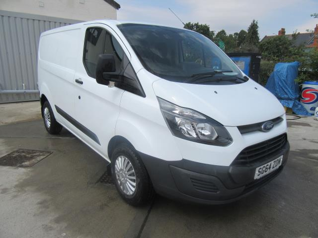 2014 Ford Transit Custom  270 L1 DIESEL FWD 2.2 TDCI 100PS LOW ROOF  EURO 5 (SG64ZDM)