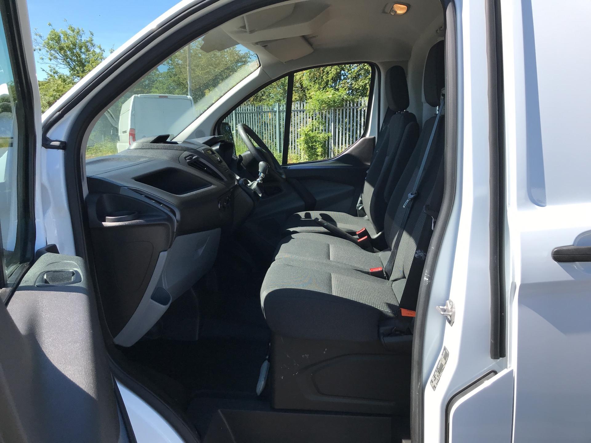 2014 Ford Transit Custom 270 L1 DIESEL FWD 2.2 Tdci 100Ps Low Roof Van EURO 5 (SG64ZHB) Image 14