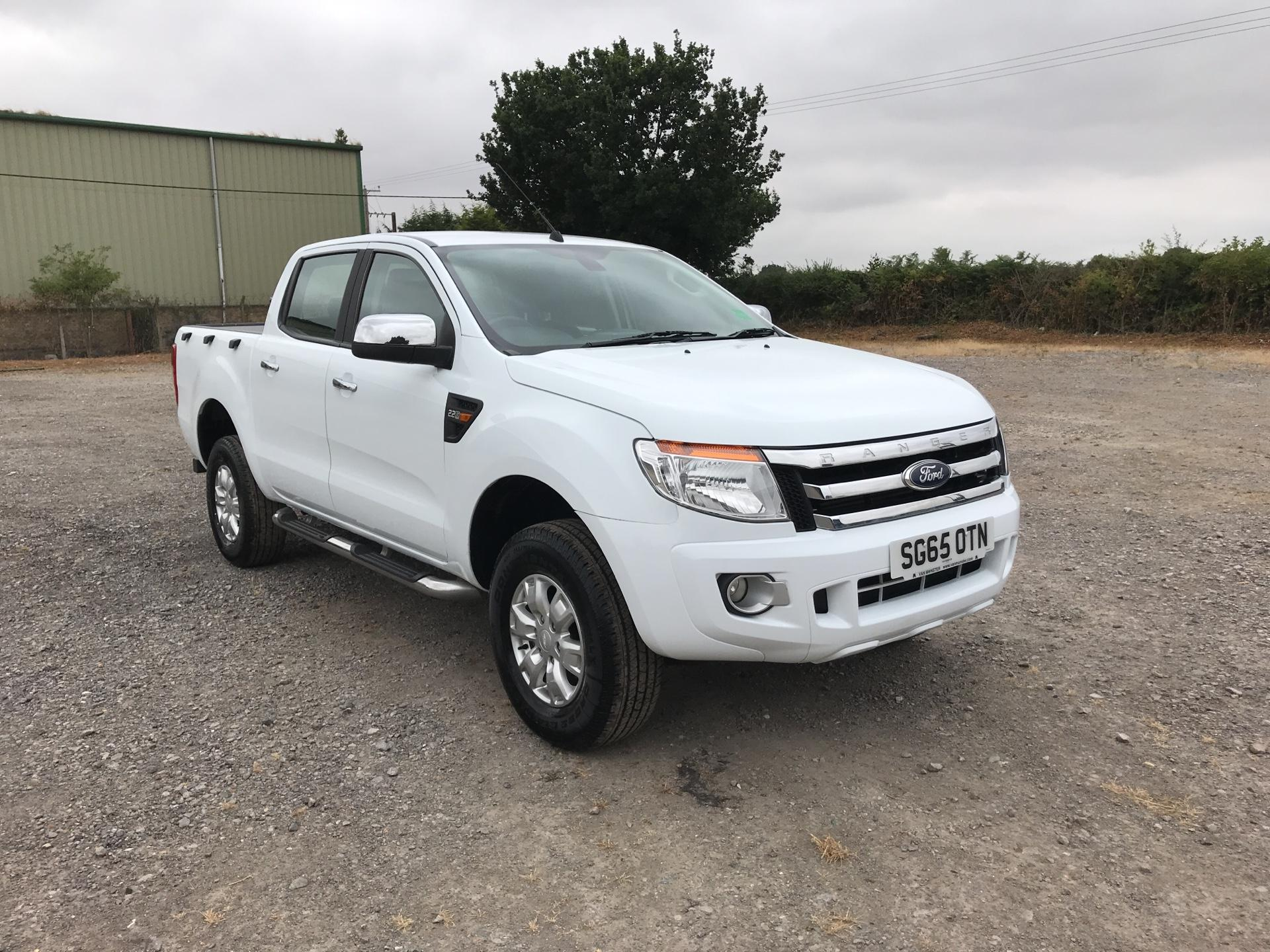 2015 Ford Ranger Pick Up Double Cab Xlt 2.2 Tdci 150 4Wd (SG65OTN)