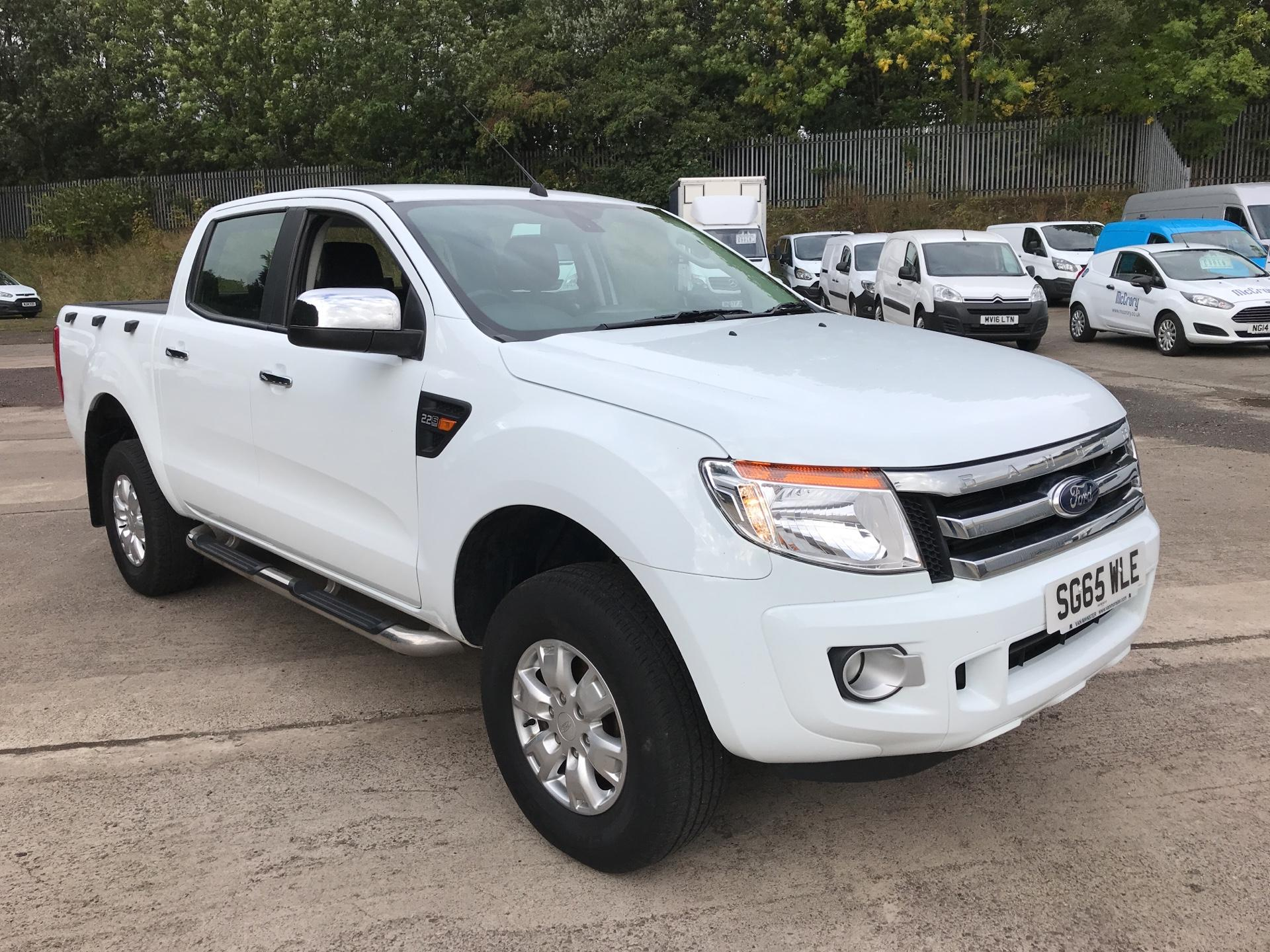 2015 Ford Ranger DOUBLE CAB PICK UP XLT 2.2 TDCI 150PS 4WD EURO 5 (SG65WLE)