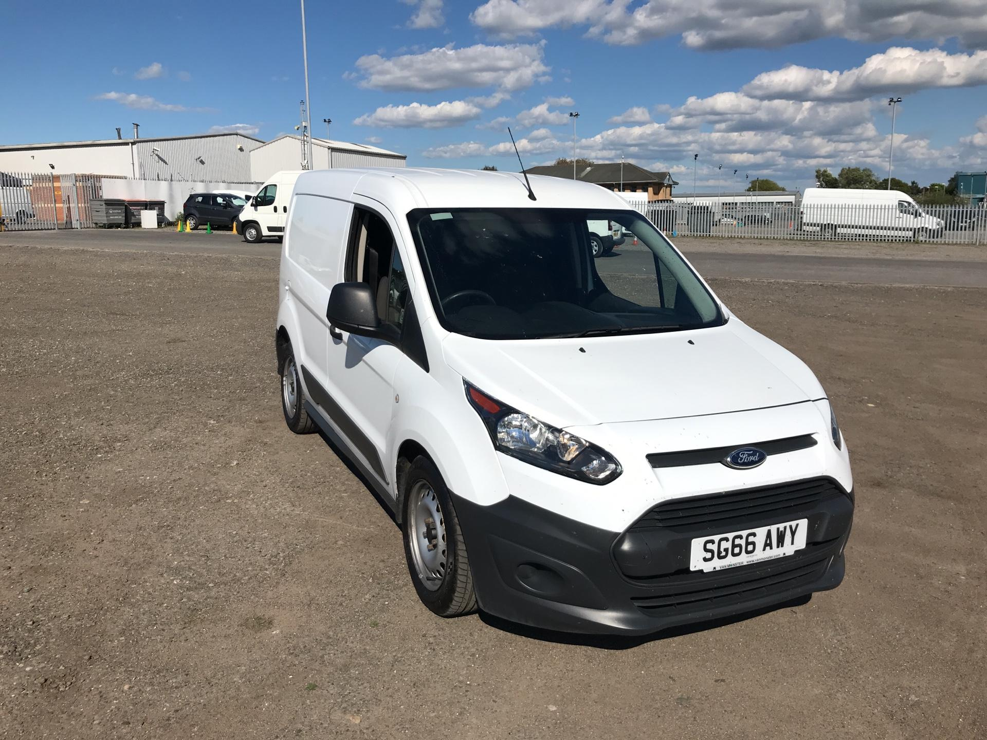 2016 Ford Transit Connect  200 L1 DIESEL 1.5 TDCi 75PS VAN EURO 6 (SG66AWY)
