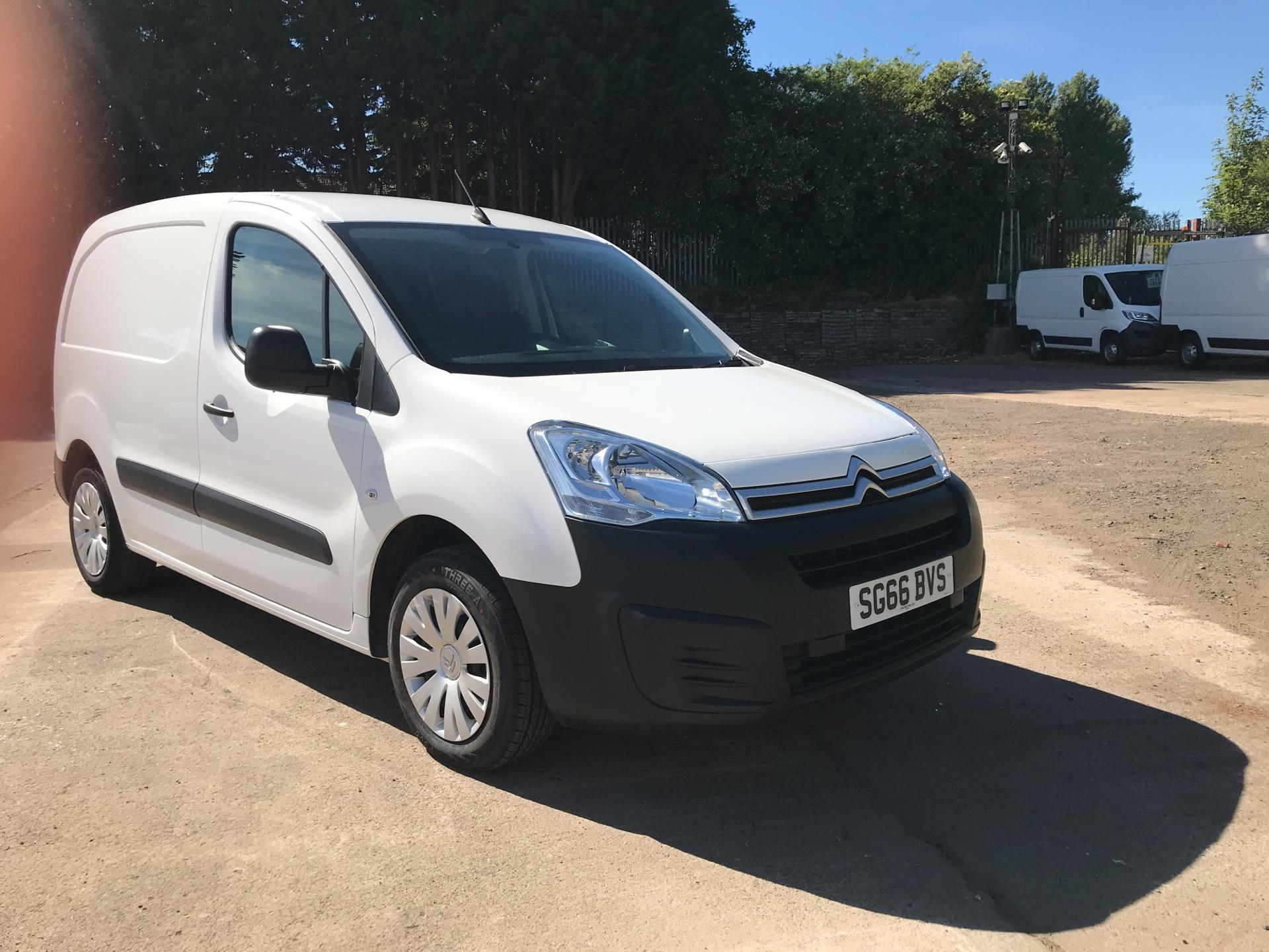 2016 Citroen Berlingo L1 DIESEL 1.6 BLUE HDI 625KG ENTERPRISE 75PS EURO 6 (SG66BVS)