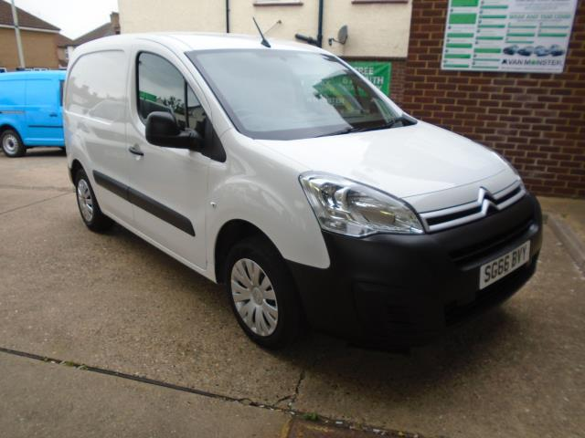 2016 Citroen Berlingo 1.6 Blue hdi 625Kg Enterprise 75Ps (SG66BVY)