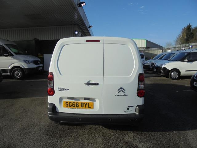 2016 Citroen Berlingo 1.6 Bluehdi 625Kg Enterprise 75Ps (SG66BYL) Image 6