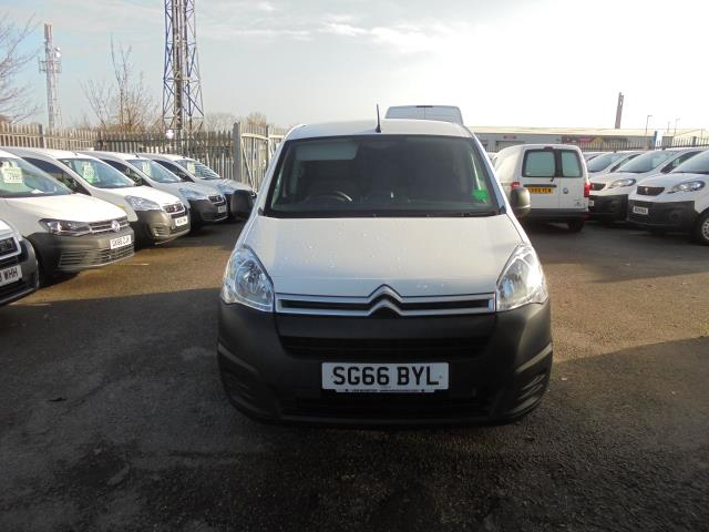 2016 Citroen Berlingo 1.6 Bluehdi 625Kg Enterprise 75Ps (SG66BYL) Image 2