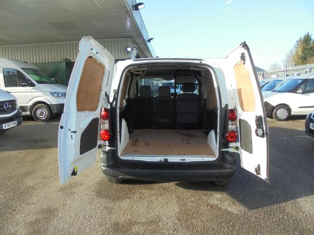 2016 Citroen Berlingo 1.6 Bluehdi 625Kg Enterprise 75Ps (SG66BYL) Image 8