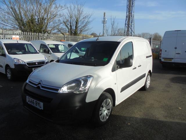2016 Citroen Berlingo 1.6 Bluehdi 625Kg Enterprise 75Ps (SG66BYL) Image 23
