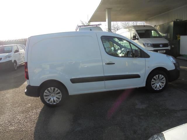 2016 Citroen Berlingo 1.6 Bluehdi 625Kg Enterprise 75Ps (SG66BYL) Image 3