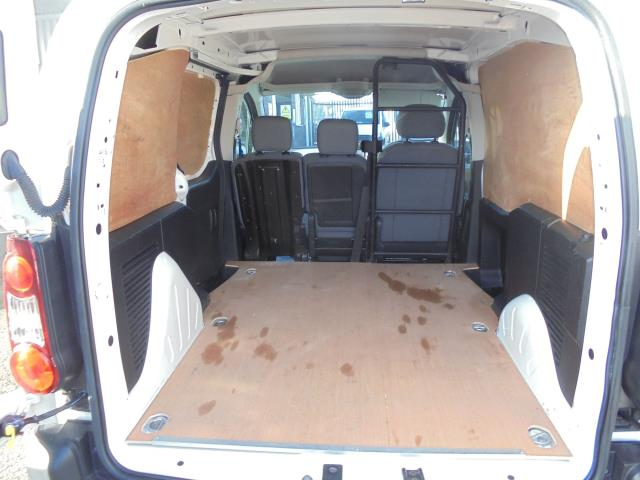 2016 Citroen Berlingo 1.6 Bluehdi 625Kg Enterprise 75Ps (SG66BYL) Image 7