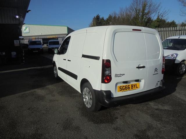 2016 Citroen Berlingo 1.6 Bluehdi 625Kg Enterprise 75Ps (SG66BYL) Image 9