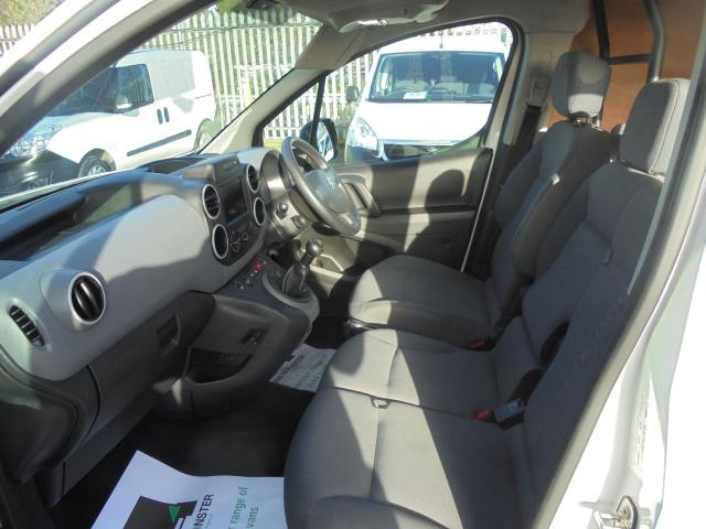 2016 Citroen Berlingo 1.6 Bluehdi 625Kg Enterprise 75Ps (SG66BYL) Image 13