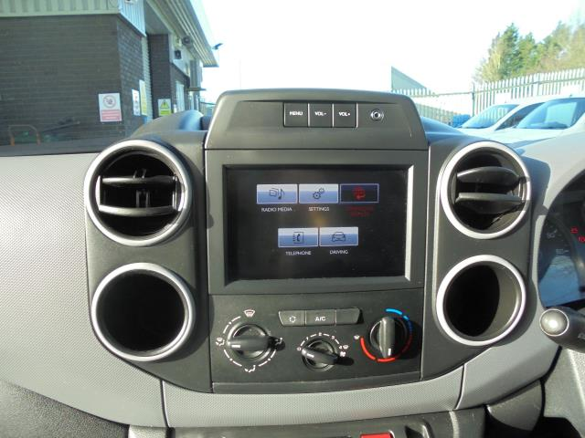 2016 Citroen Berlingo 1.6 Bluehdi 625Kg Enterprise 75Ps (SG66BYL) Image 14
