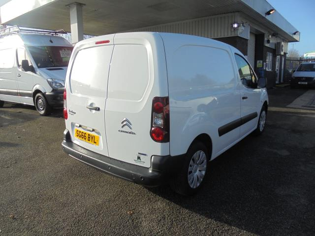 2016 Citroen Berlingo 1.6 Bluehdi 625Kg Enterprise 75Ps (SG66BYL) Image 5