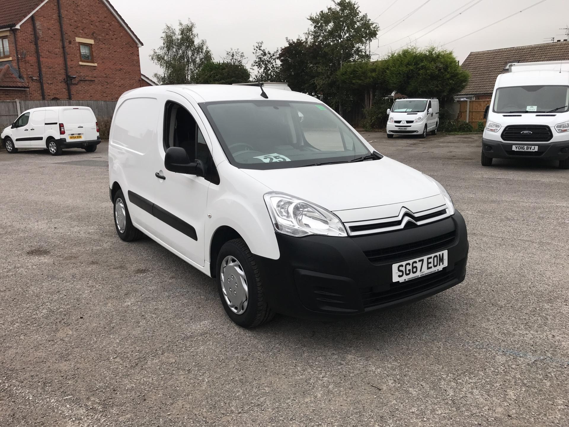 2017 Citroen Berlingo  L1 DIESEL 1.6 BlueHDI 625KG ENTERPRISE 75PS EURO 6 (SG67EOM)
