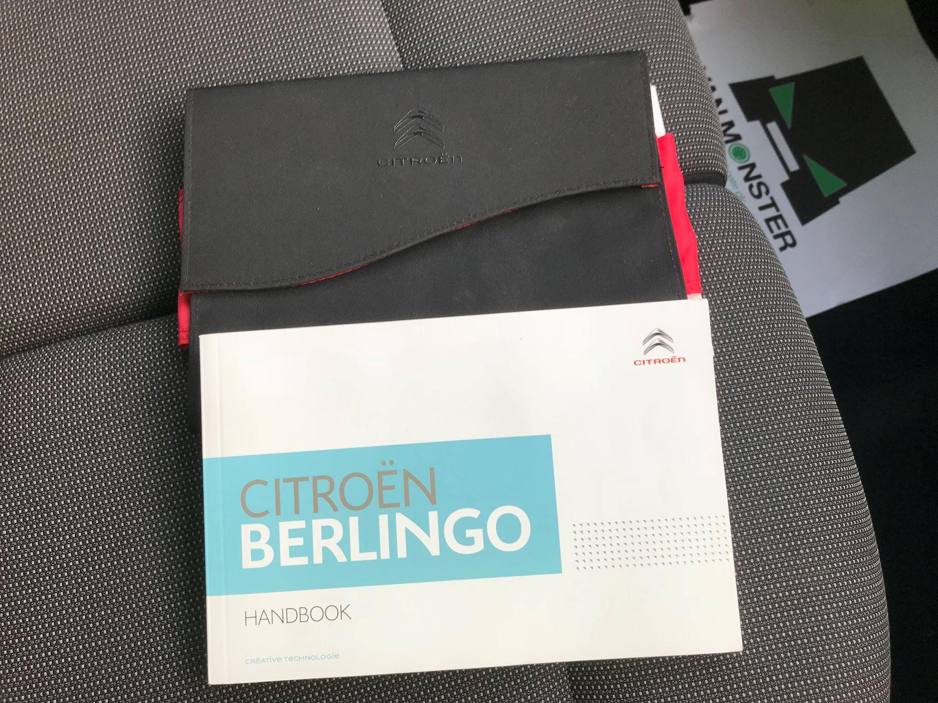 2017 Citroen Berlingo  L1 DIESEL 1.6 BlueHDI 625KG ENTERPRISE 75PS EURO 6 (SG67EOS) Image 24