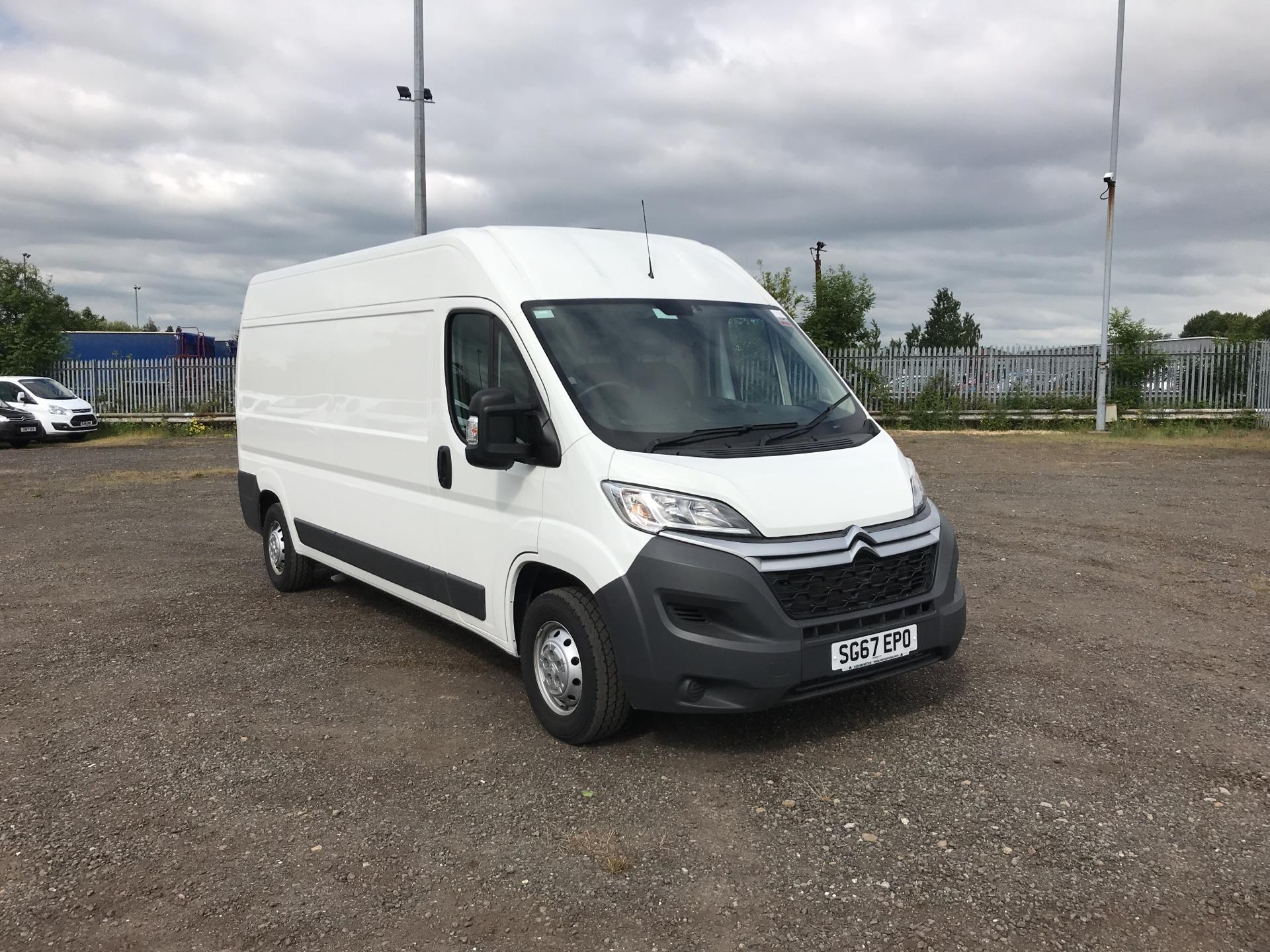 2017 Citroen Relay 2.0 BLUEHDI H2 VAN 130PS ENTERPRISE EURO 6 (SG67EPO)