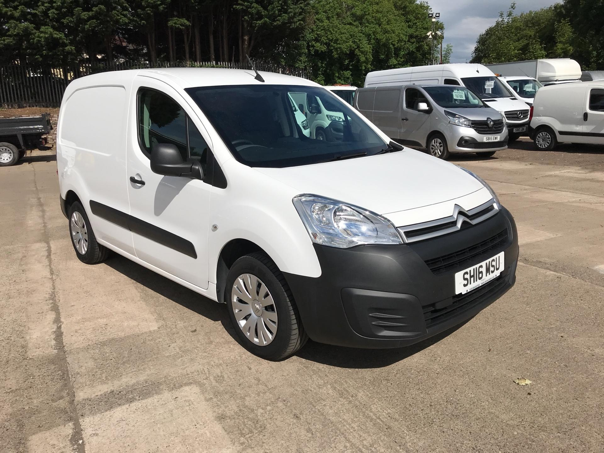 2016 Citroen Berlingo L1 DIESEL 1.6 HDI 625KG ENTERPRISE 75PS EURO 4/5 (SH16MSU)