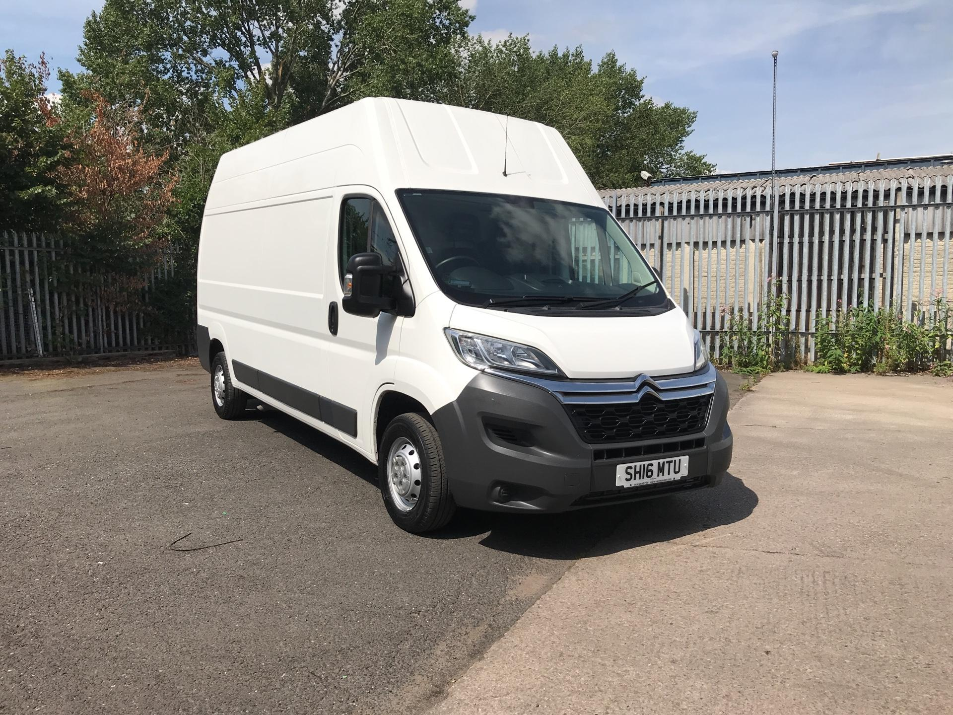 2016 Citroen Relay L3 H3 2.2HDI 130PS ENTERPRISE  EXTRA HIGH ROOF (SH16MTU)