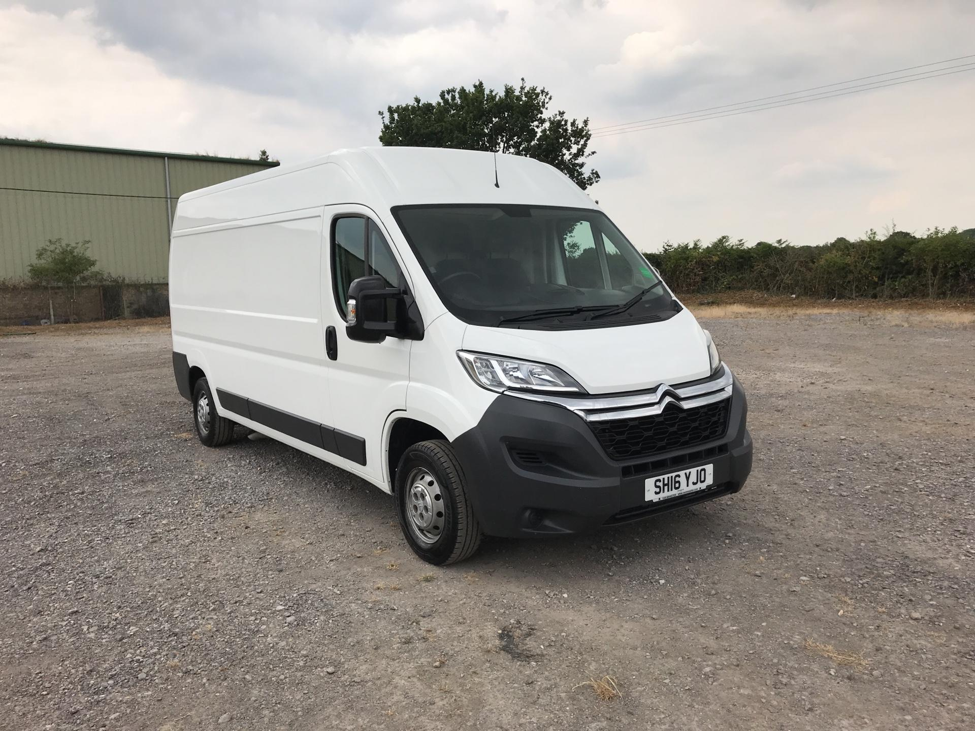 2016 Citroen Relay 2.2 Hdi H2 Van 130Ps Enterprise (SH16YJO)