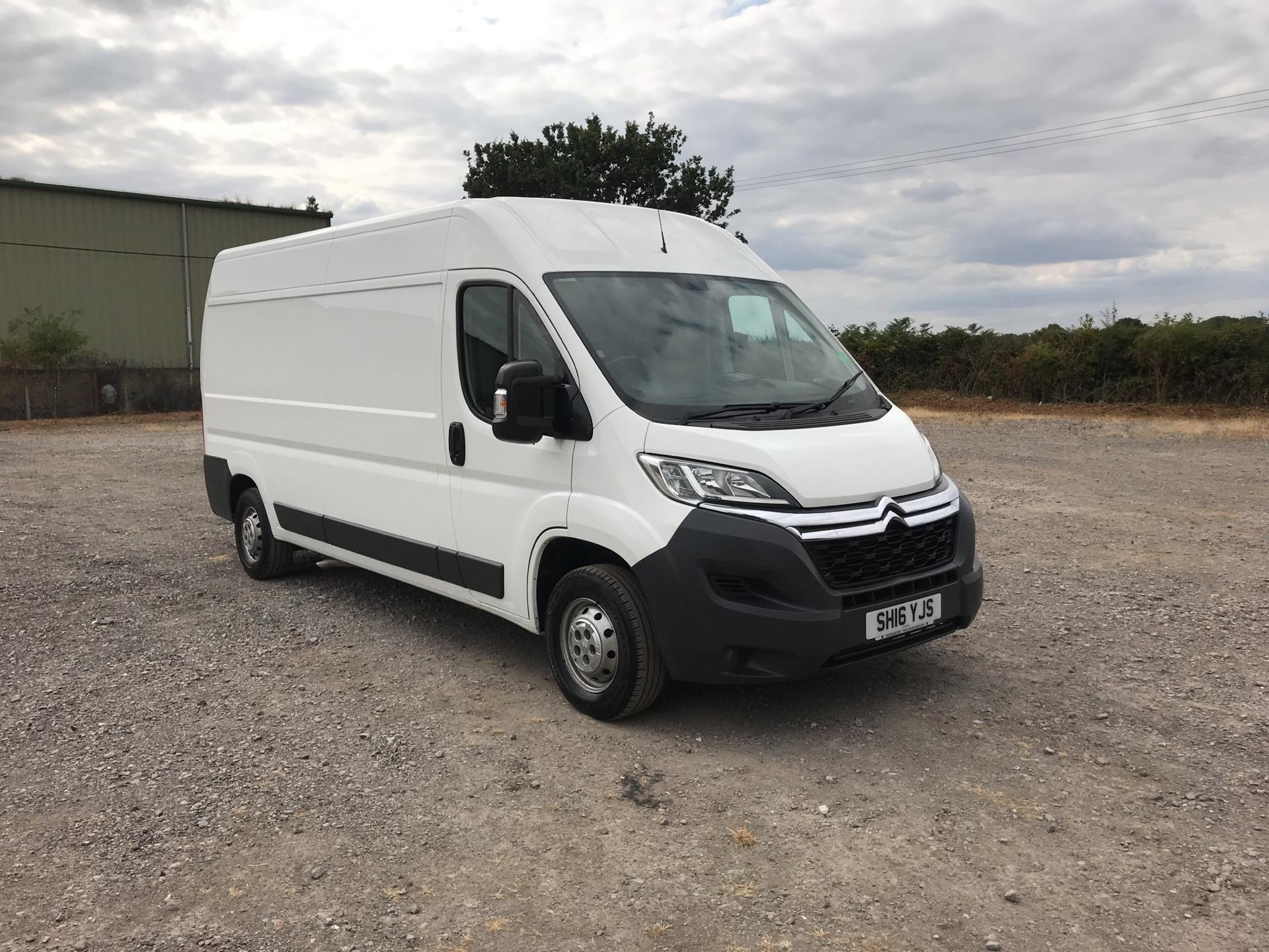 2016 Citroen Relay 2.2 Hdi H2 Van 130Ps Enterprise (SH16YJS)