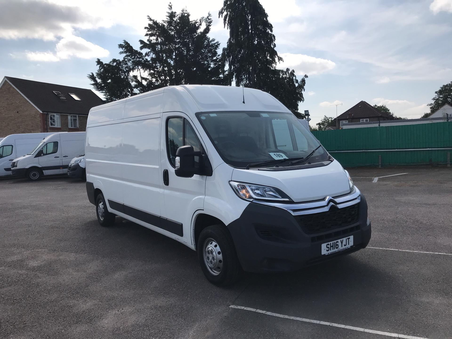 2016 Citroen Relay 2.2 Hdi H2 Van 130Ps Enterprise (SH16YJT)