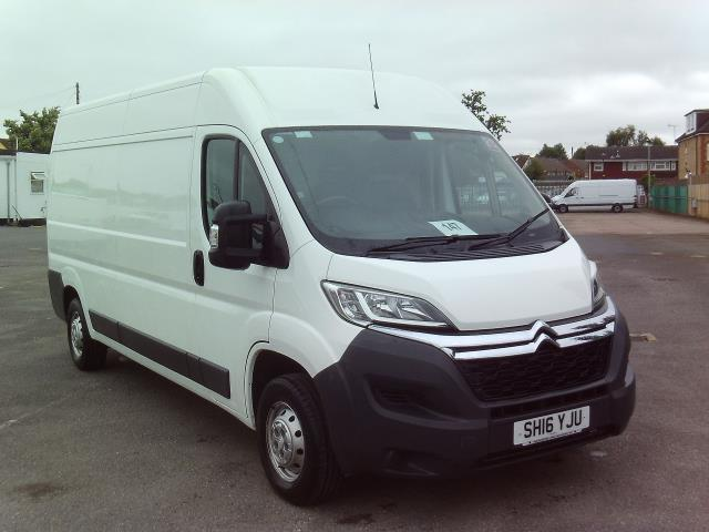 2016 Citroen Relay 2.0 Blue HDI H2 Van 130PS Enterprise Euro 6 (SH16YJU)