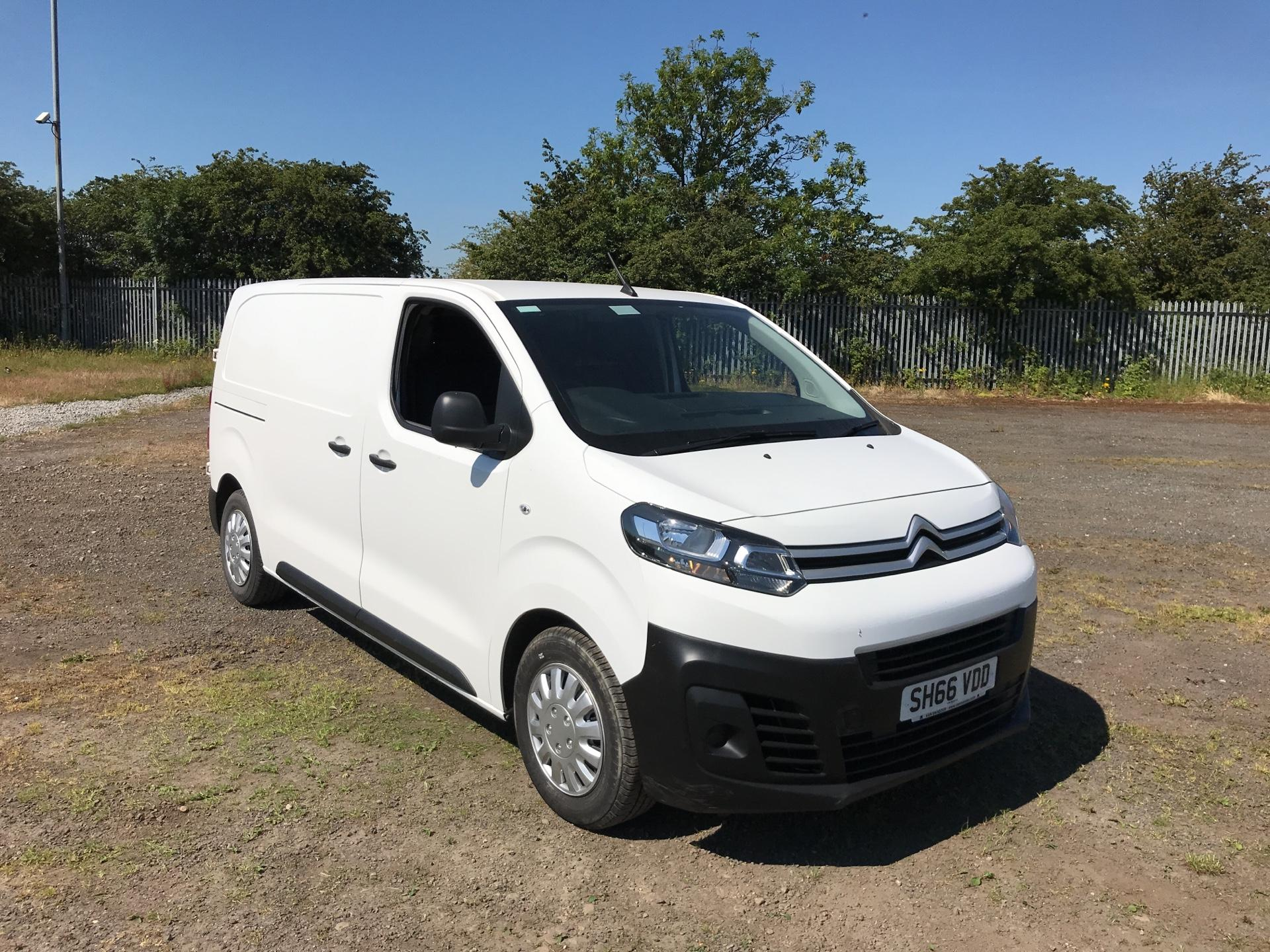 2016 Citroen Dispatch M Diesel 1000 1.6 Bluehdi 95 Van X EURO 6 (SH66VDD)