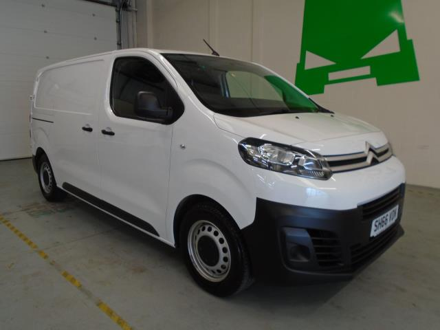 2016 Citroen Dispatch M Diesel 1000 1.6 BlueHDI 95 Van X EURO 6 (SH66VDN)