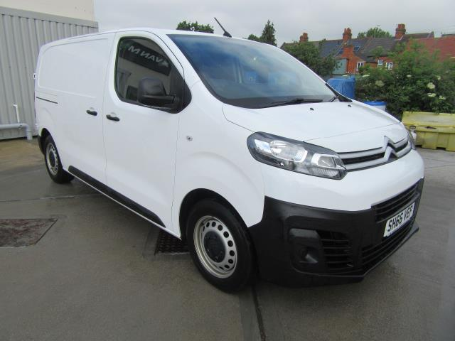 2016 Citroen Dispatch 1000 1.6 BLUEHDI 95 VAN X (SH66VEP)