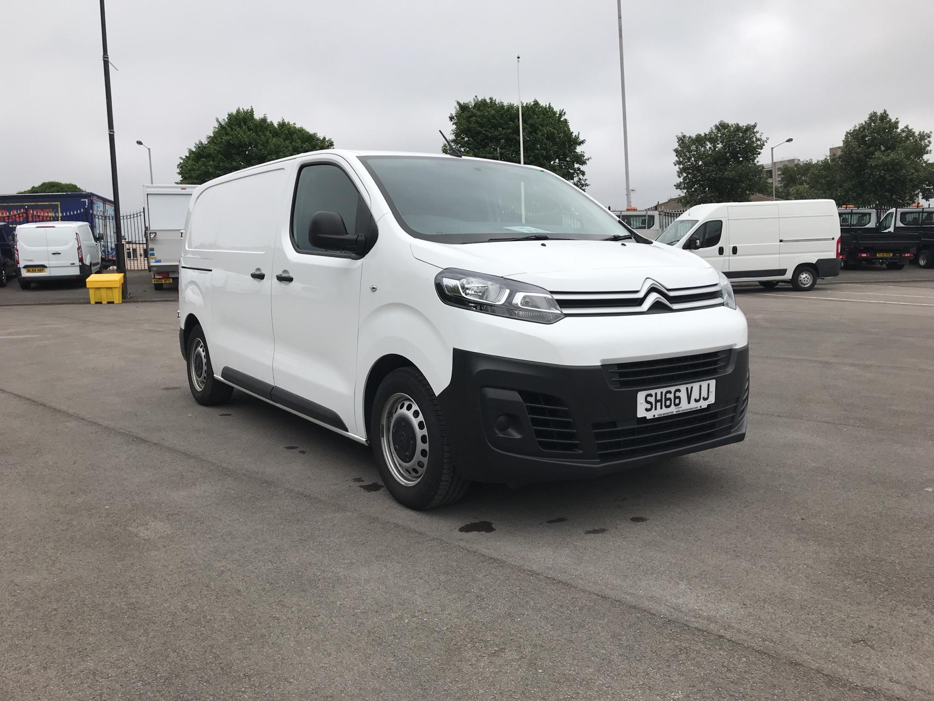 2016 Citroen Dispatch 1.6 BlueHDI 95 VAN X EURO 6 (SH66VJJ)