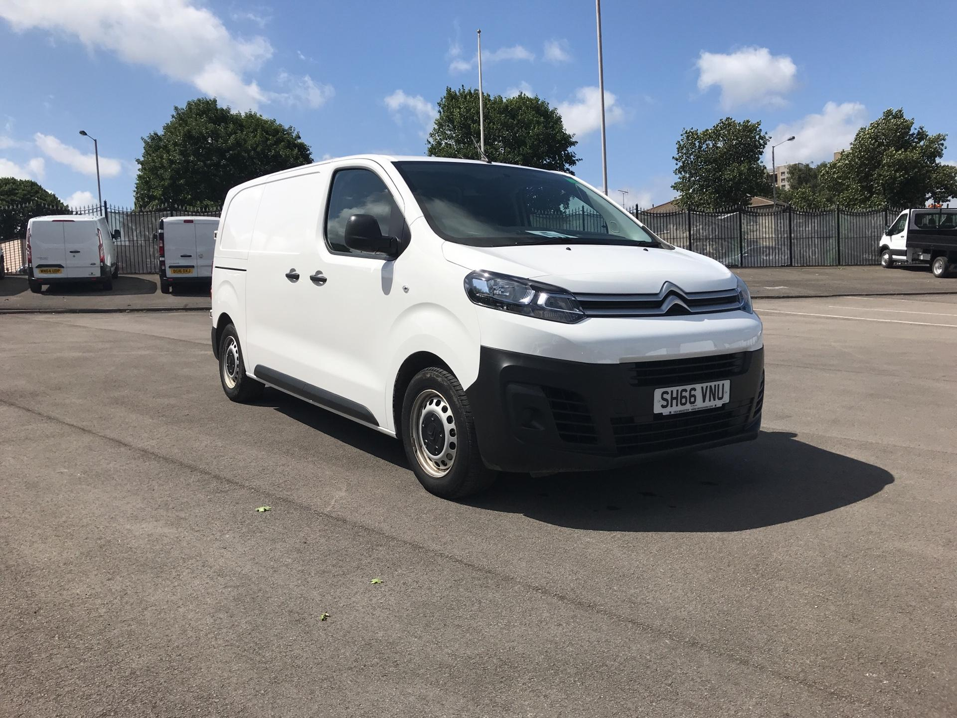 2016 Citroen Dispatch  M Diesel 1000  1.6 BlueHDI 95 Van X EURO 6 (SH66VNU)