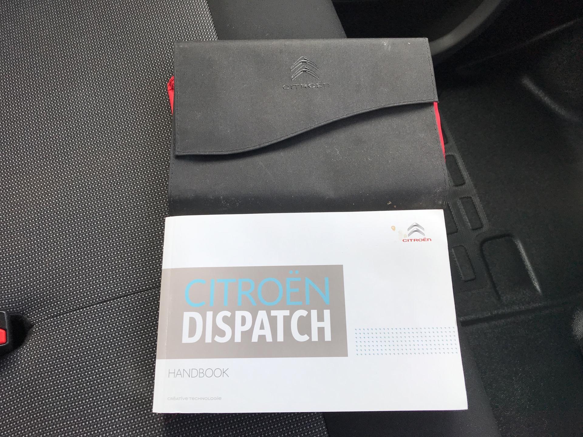 2016 Citroen Dispatch 1000 1.6 BLUEHDI 95PS VAN X (SH66VNY) Image 25